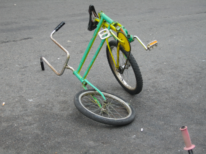 Cyclecide bike